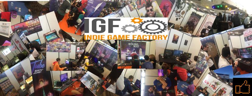 Indie Game Factory 2017
