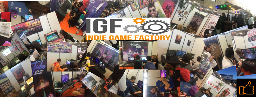 Indie Game Factory 2017