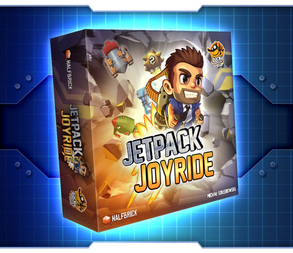 Lucky Duck Games - Jetpack Joyride