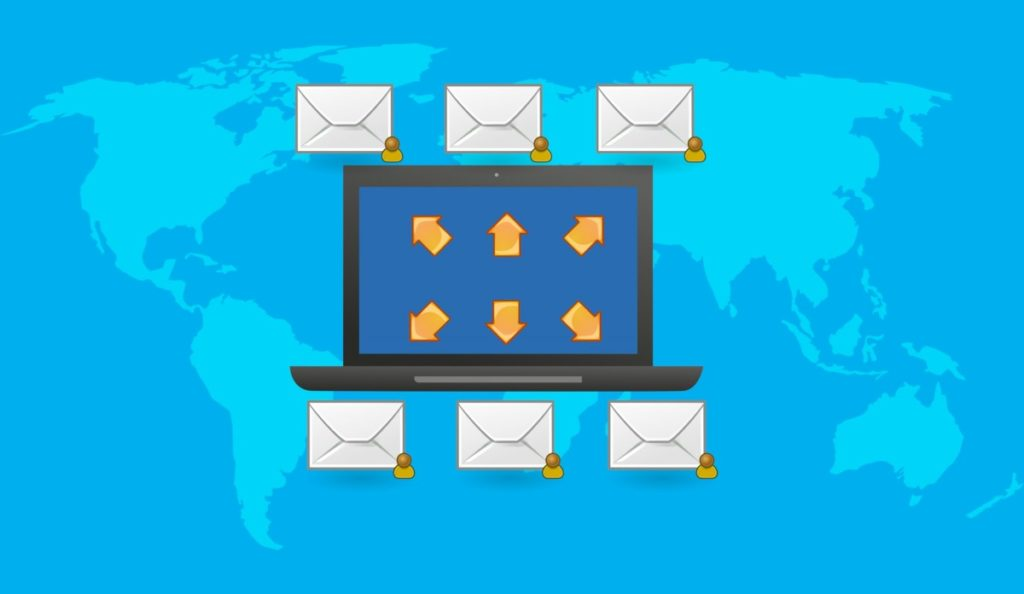Collect Press Contact and Mail Adresses